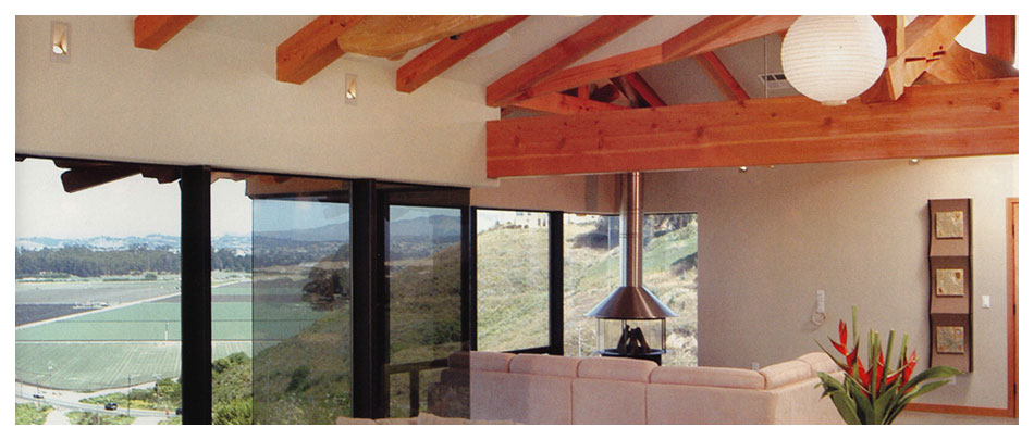 Dos Osos Timber Works - Timber Framing California