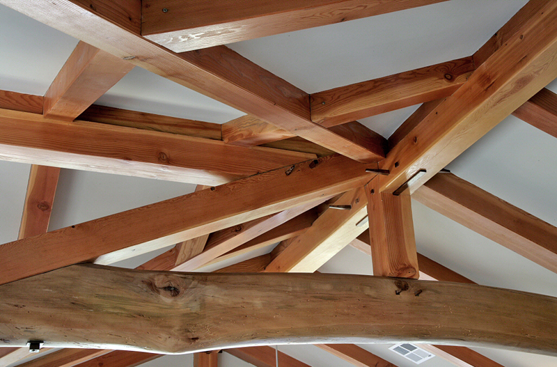 Dos Osos Timber Works, Inc. Timber Framing and Traditional Joinery